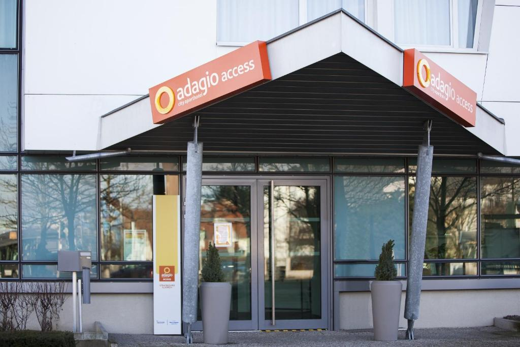aparthotel adagio access strasbourg illkirch r servation gratuite sur viamichelin. Black Bedroom Furniture Sets. Home Design Ideas