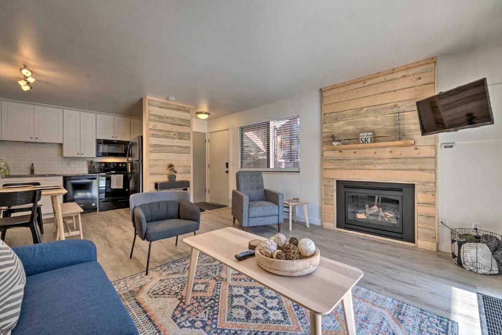 Modern Park City Condo at Canyons Village!
