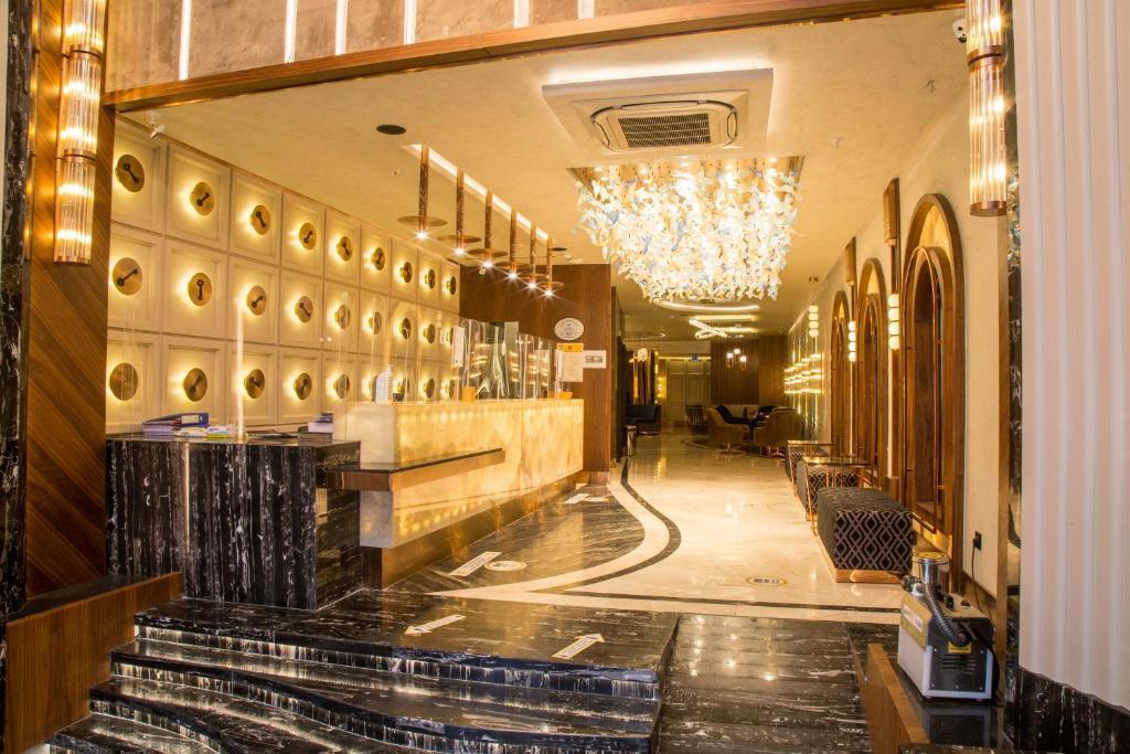 The Hotel Beyaz Saray & Spa