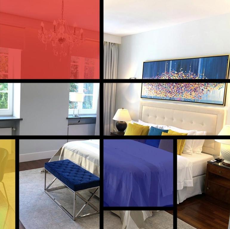 Luxury Apartments MONDRIAN Market Square III