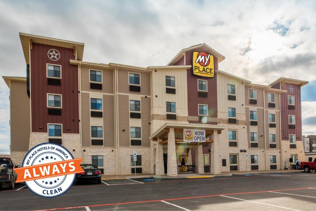 My Place Hotel-Lubbock, TX