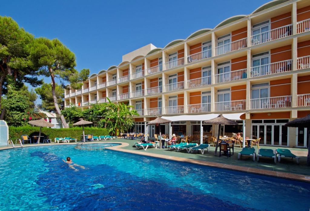 Hotel Isla De Cabrera Buchen