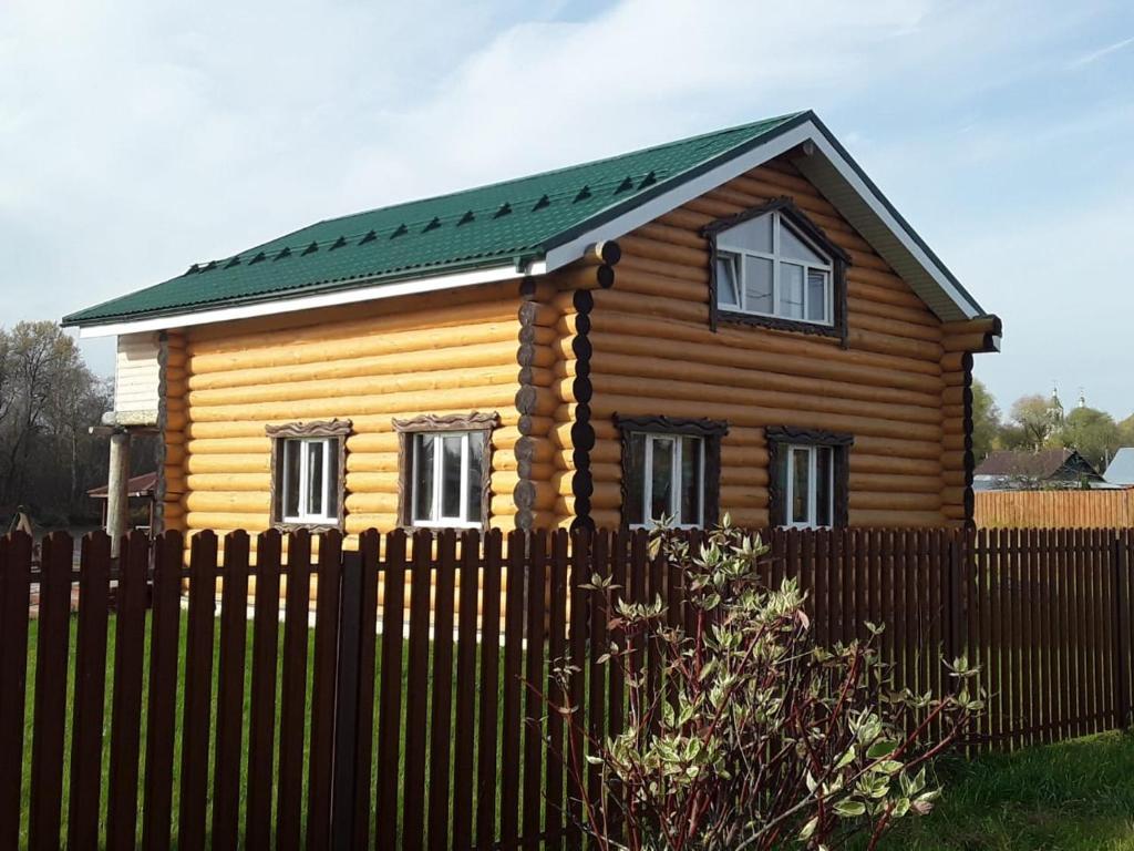 Holiday home on Staroposadskaya 5