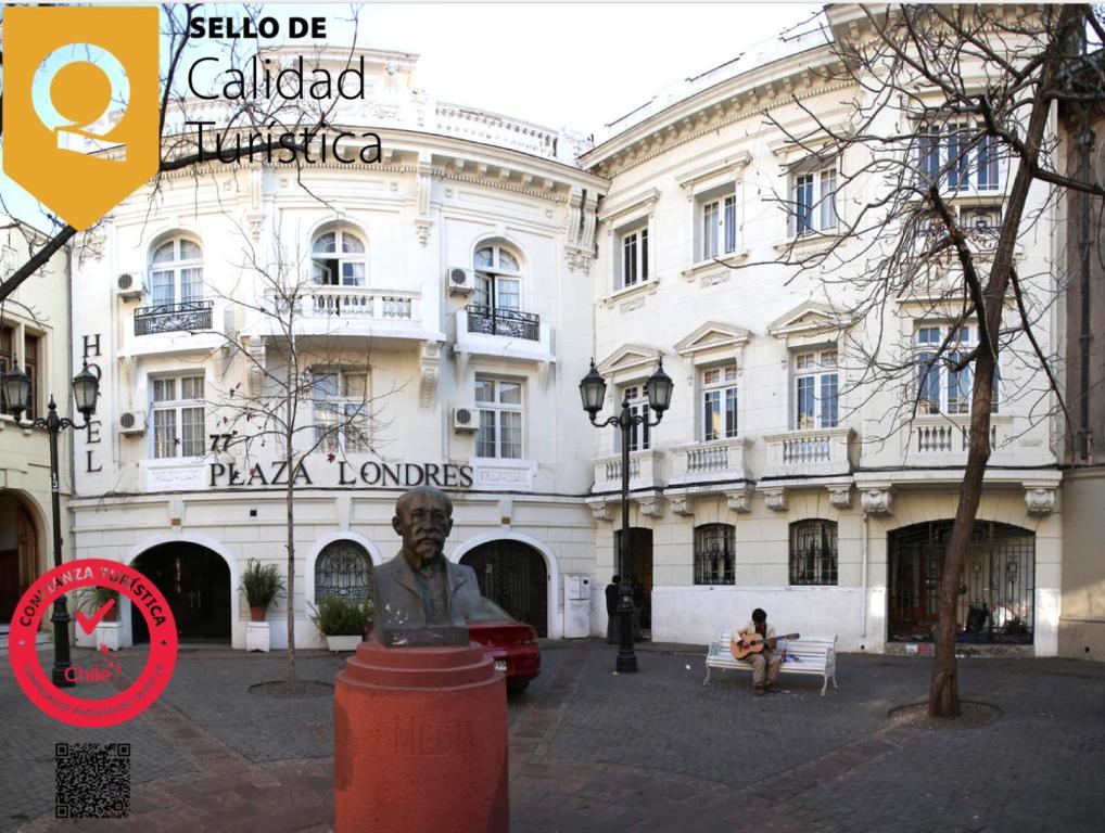 Hotel Plaza Londres 77
