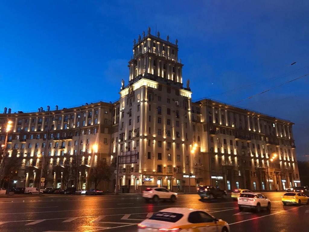 Shelter-Hotels Парк Горького