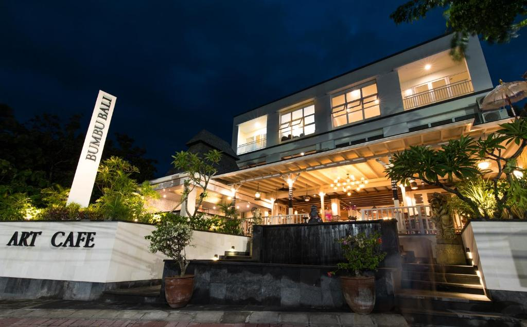 Diatas By Art Cafe Bumbu Bali Nusa Dua View Deal Guest Reviews