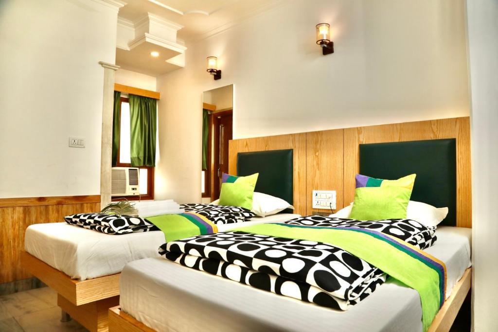 Hotel Cottage Yes Please@Paharganj