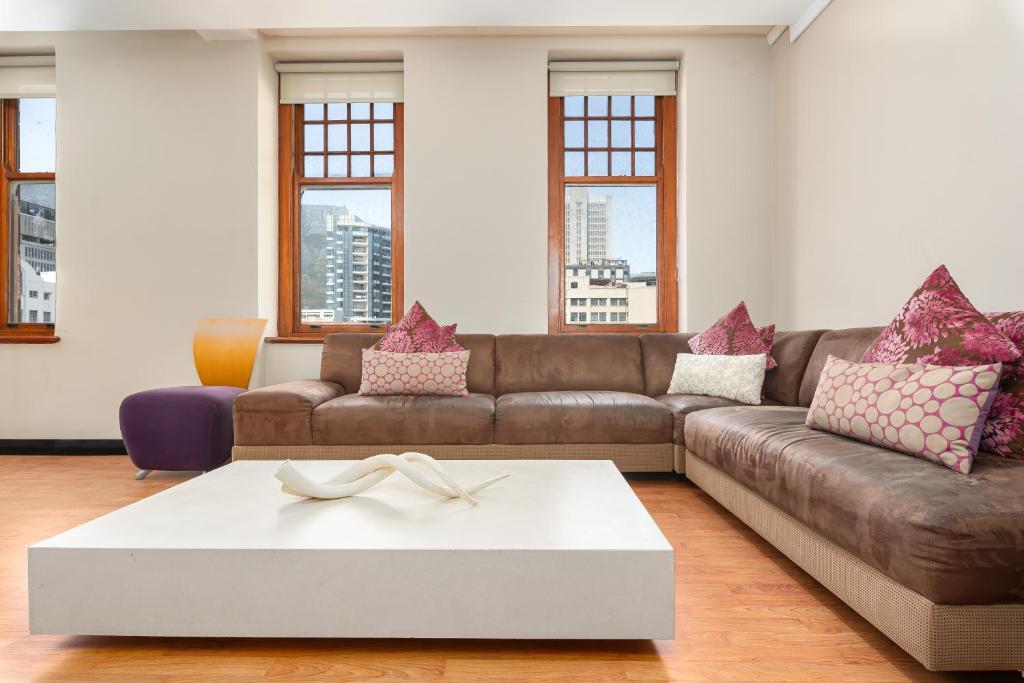 Namaqua House Apartments