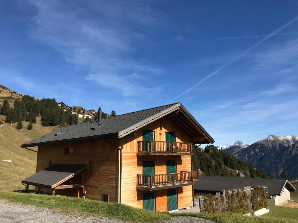 Swiss Mountain Escape