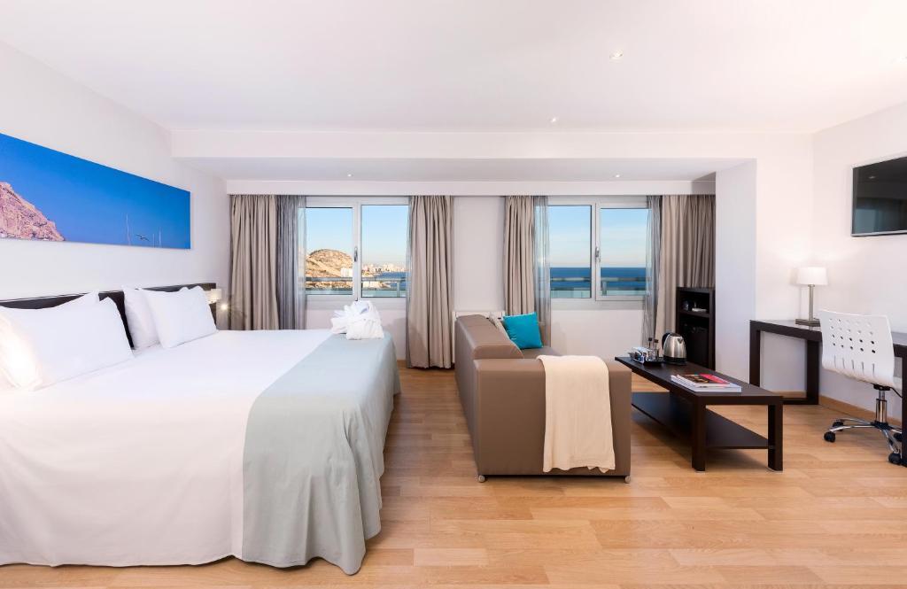 Hotel Alicante Gran Sol, affiliated by Meliá