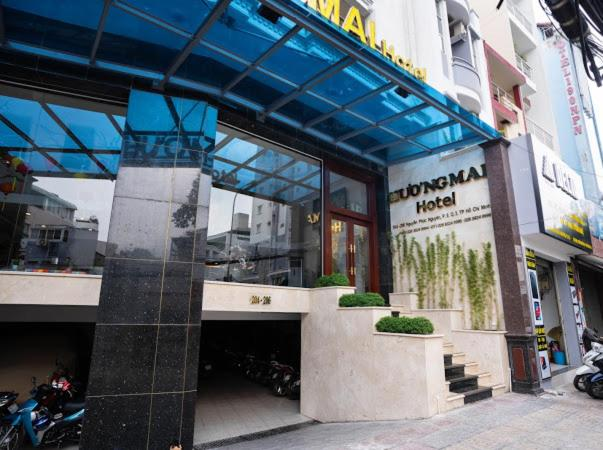 Huong Mai Hotel Quan 3