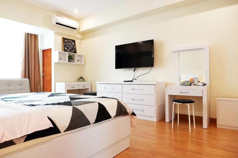 Room 807 Mataram City Apartemen