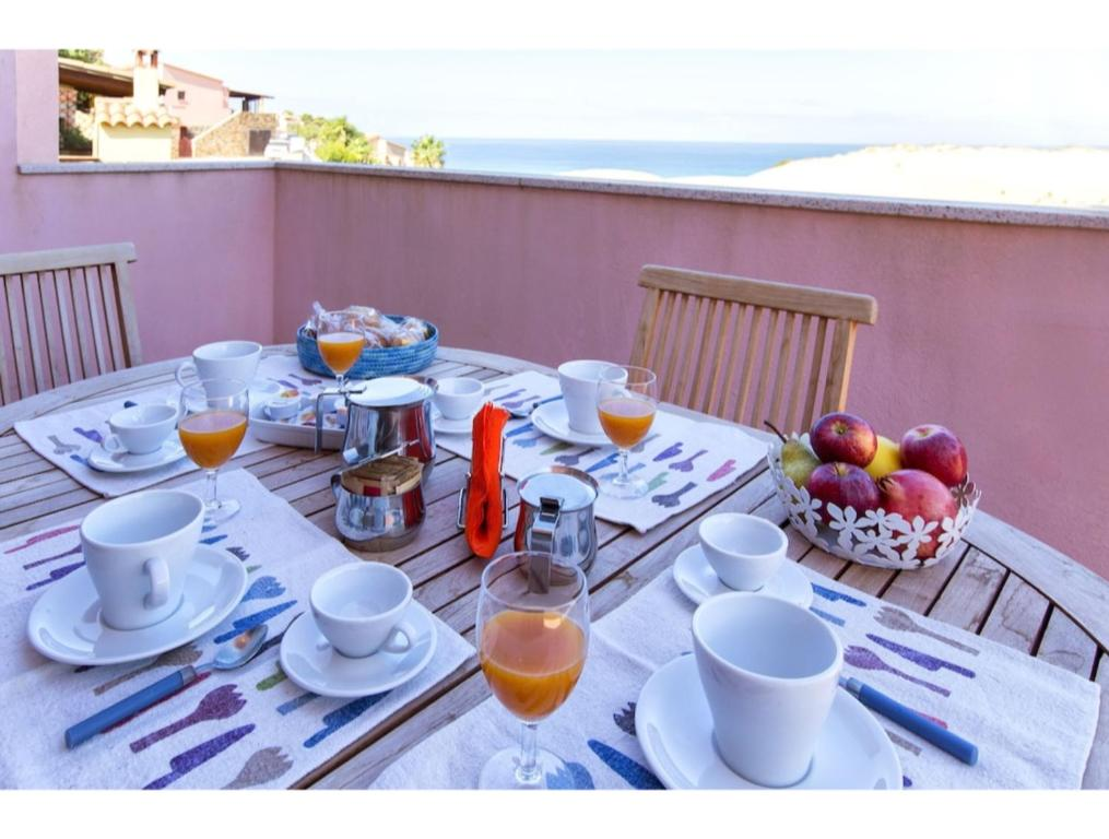 Torre dei Corsari, apartment with sea view and near the beach for 5 img10