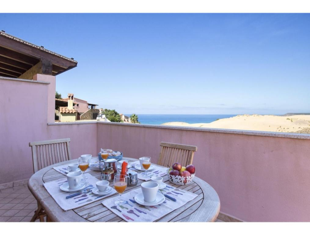 Torre dei Corsari, apartment with sea view and near the beach for 5 img23