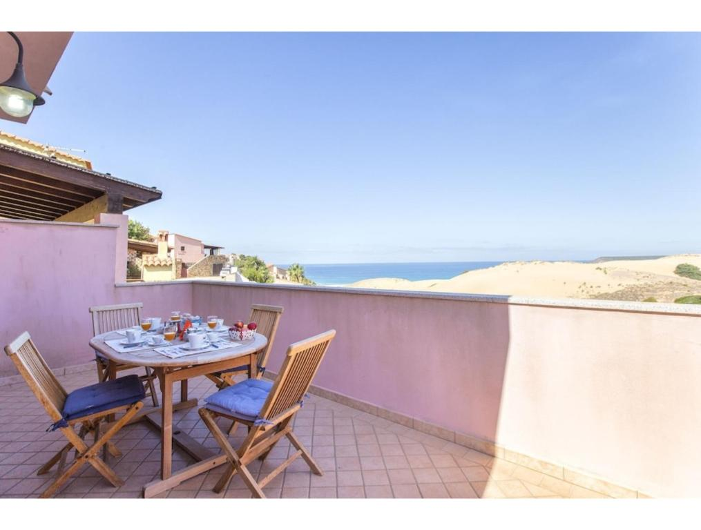 Torre dei Corsari, apartment with sea view and near the beach for 5 img24