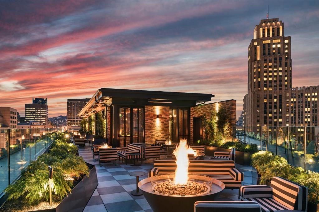 San Francisco Proper Hotel, a Member of Design Hotels
