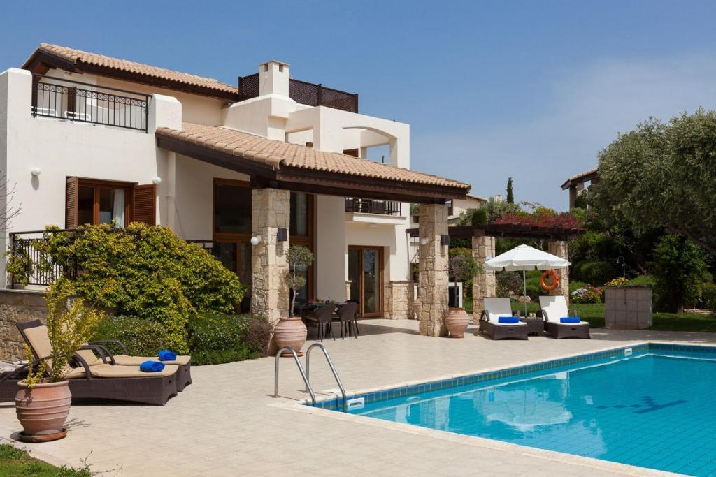 Aphrodite Hills Superior Villas Superior Villa 0093 Air Conditioning 3 Bedrooms Paphos