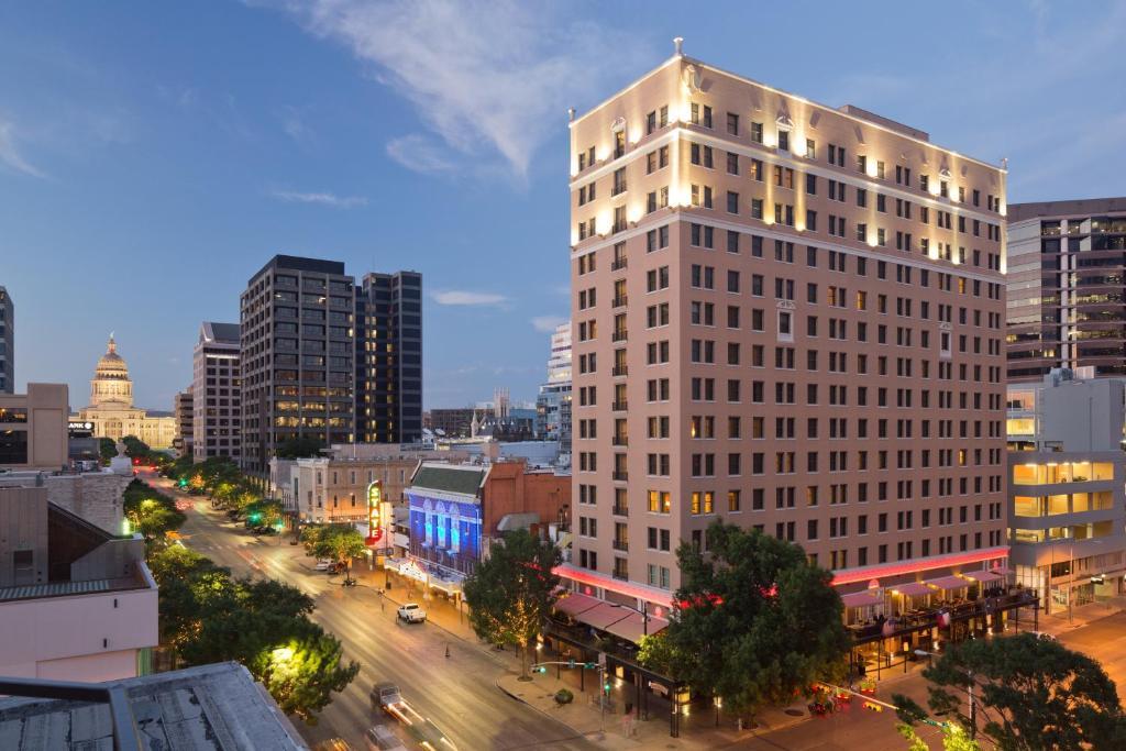 The Stephen F Austin Royal Sonesta Hotel
