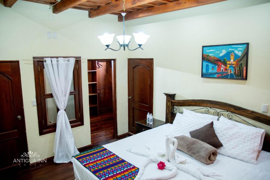Hotel Antigua Inn & Services