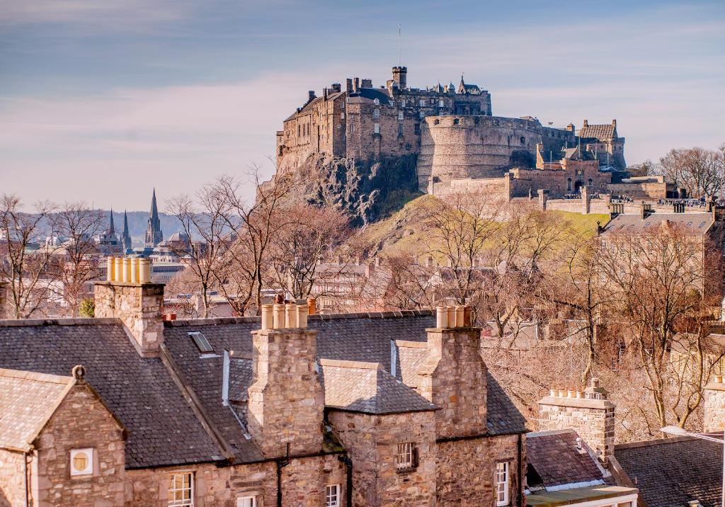 Candlemaker Old Town 500m from Edinburgh Castle