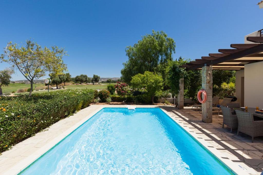 Aphrodite Hills Junior Villas Junior Villa J008 Air Conditioning Private Pool 3 Bedrooms P