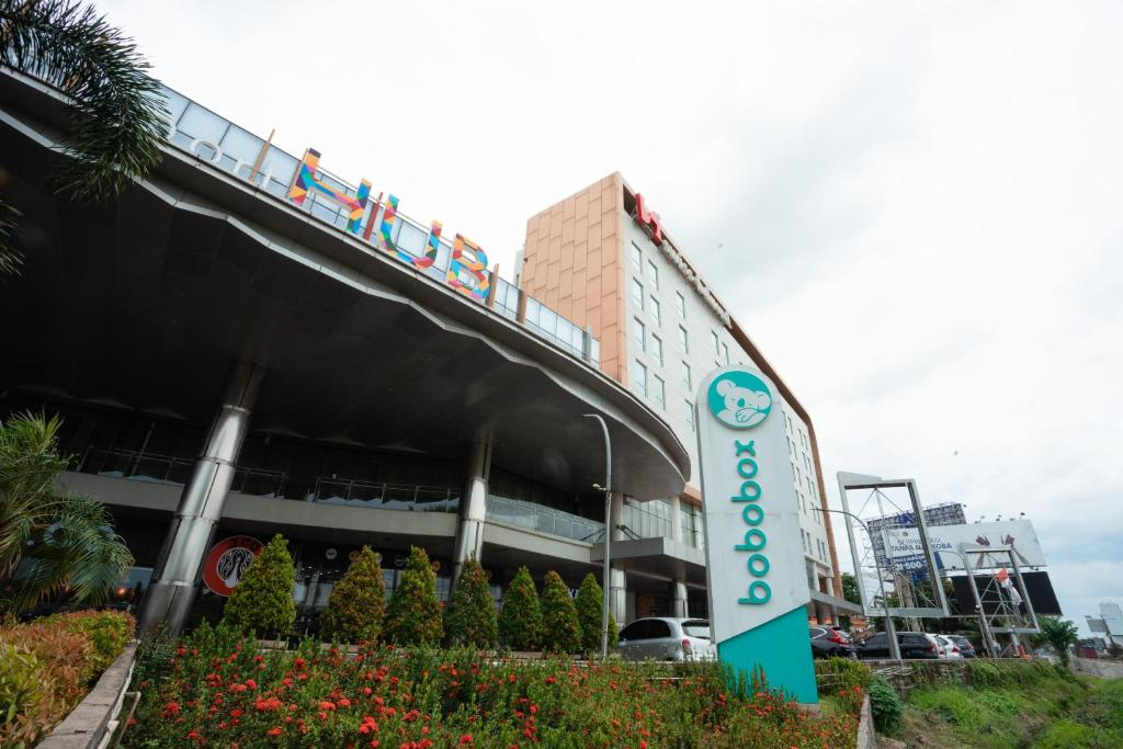 Bobobox Pods Airport Hub