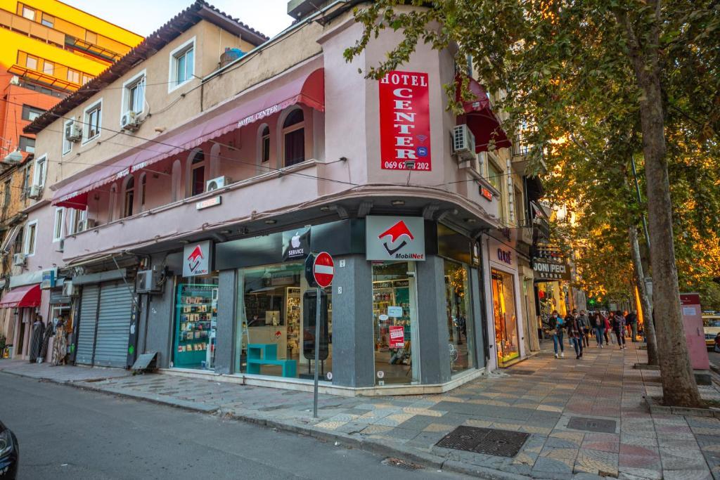 Center Hotel Tirana