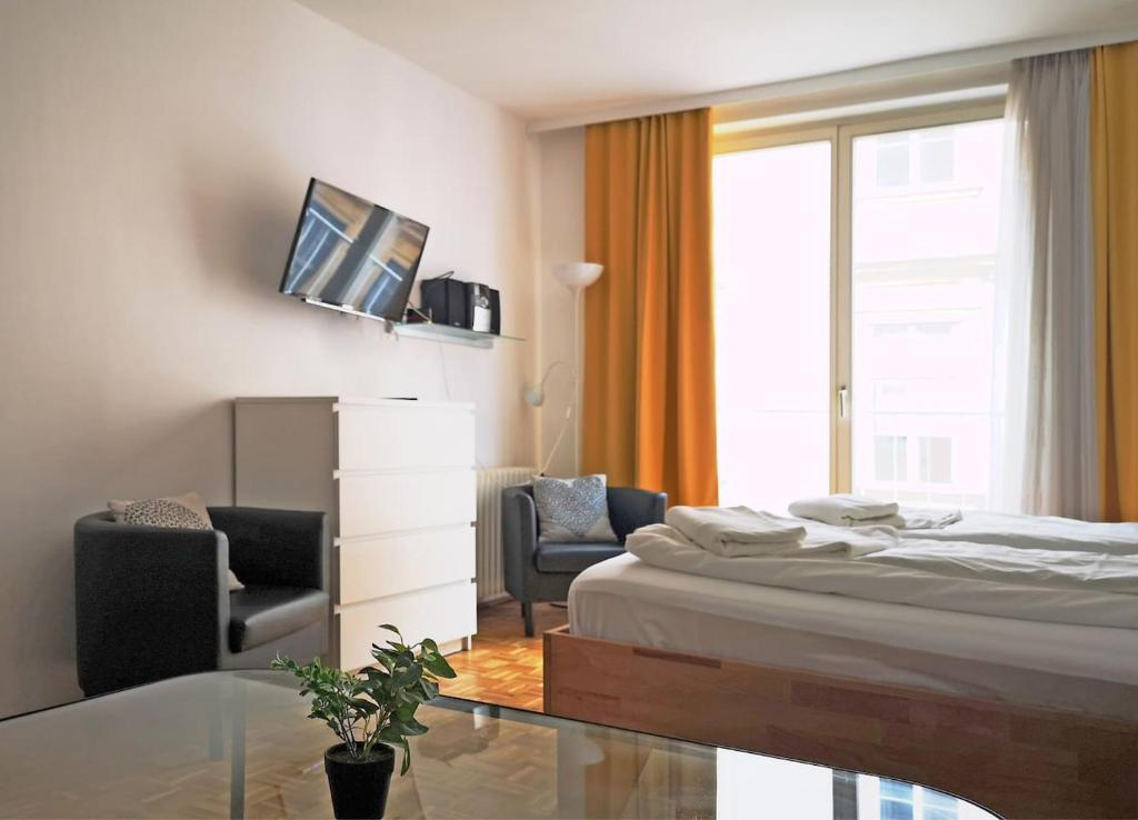 Central living - Stephansdom Apartments
