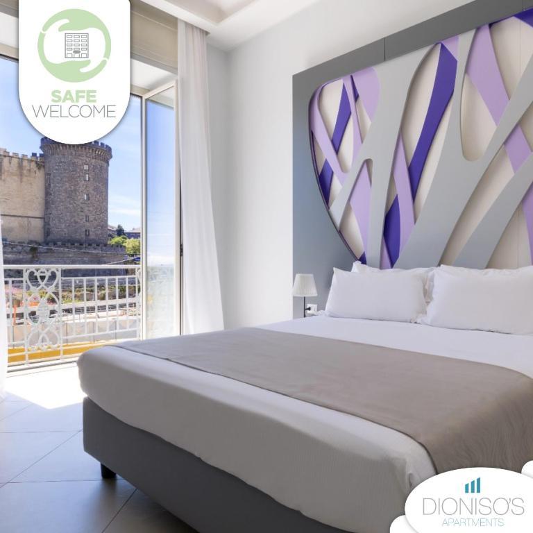 Dioniso's Luxury Apartments Municipio