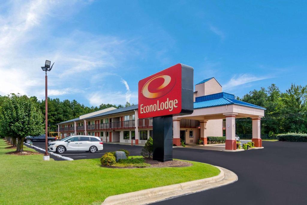 Econo Lodge Rocky Mount - Battleboro
