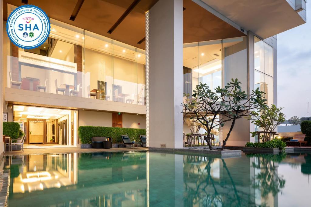 Jasmine Resort Bangkok SHA Certified