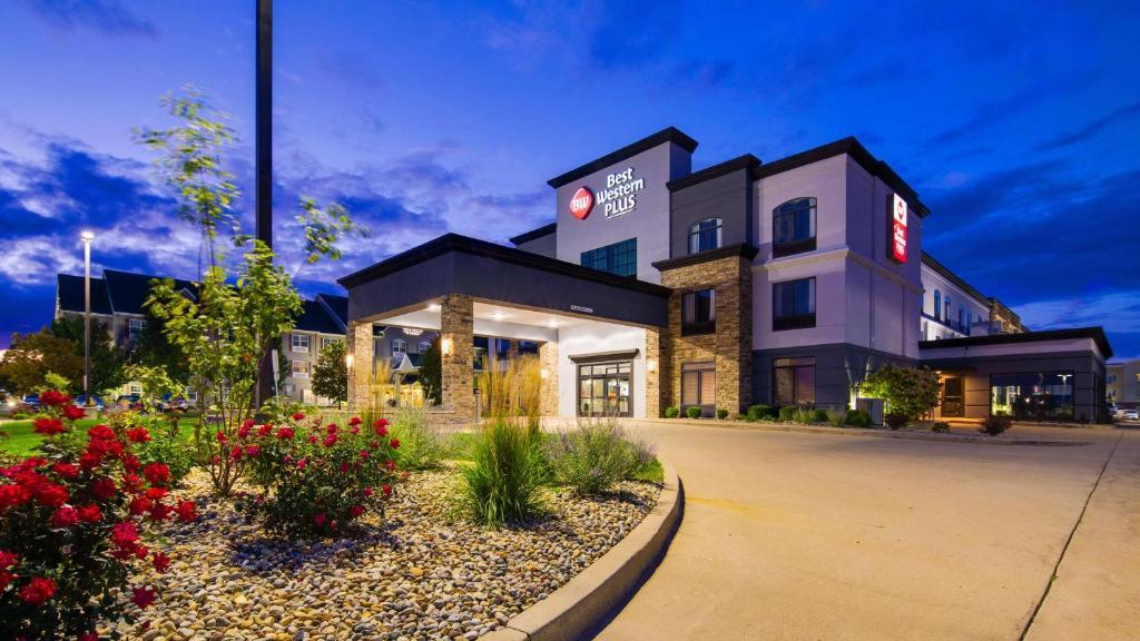 Best Western Plus Champaign/Urbana Inn