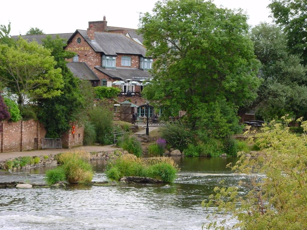 Mill on the Exe