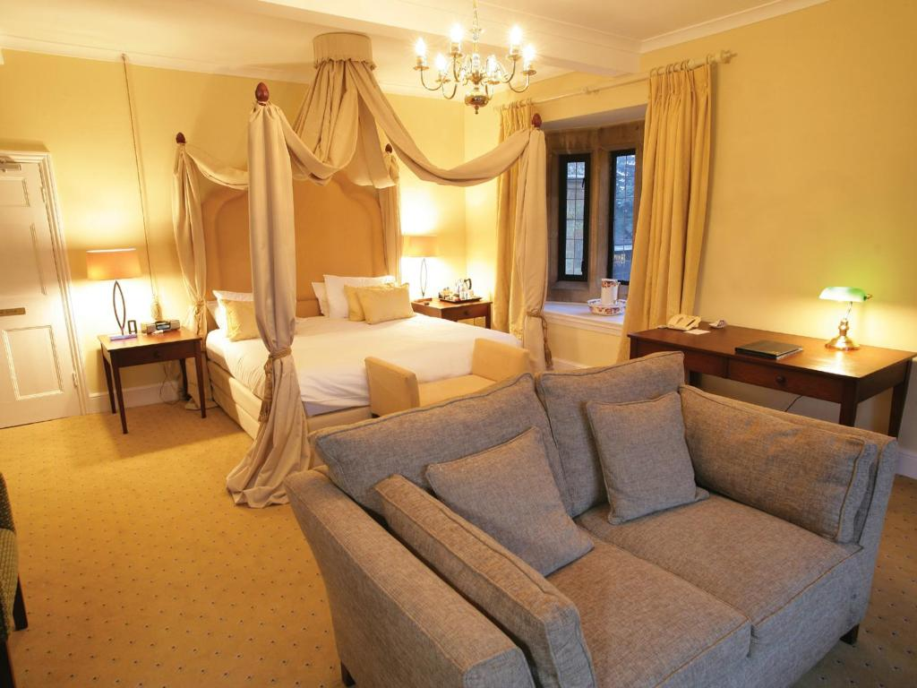 Highgate House Room Service
