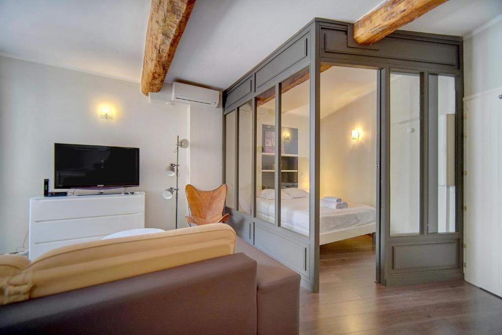 IMMOGROOM - AC - Full comfort - City center of Cannes - CONGRESSBEACHES