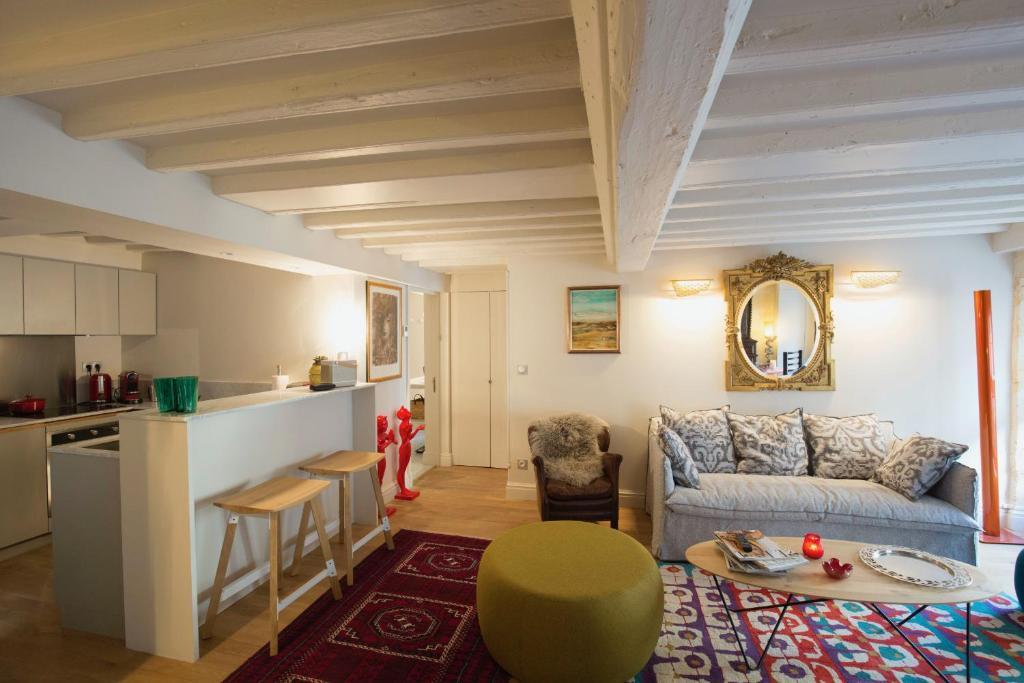 Appartement Triangle d'Or Bordeaux Centre