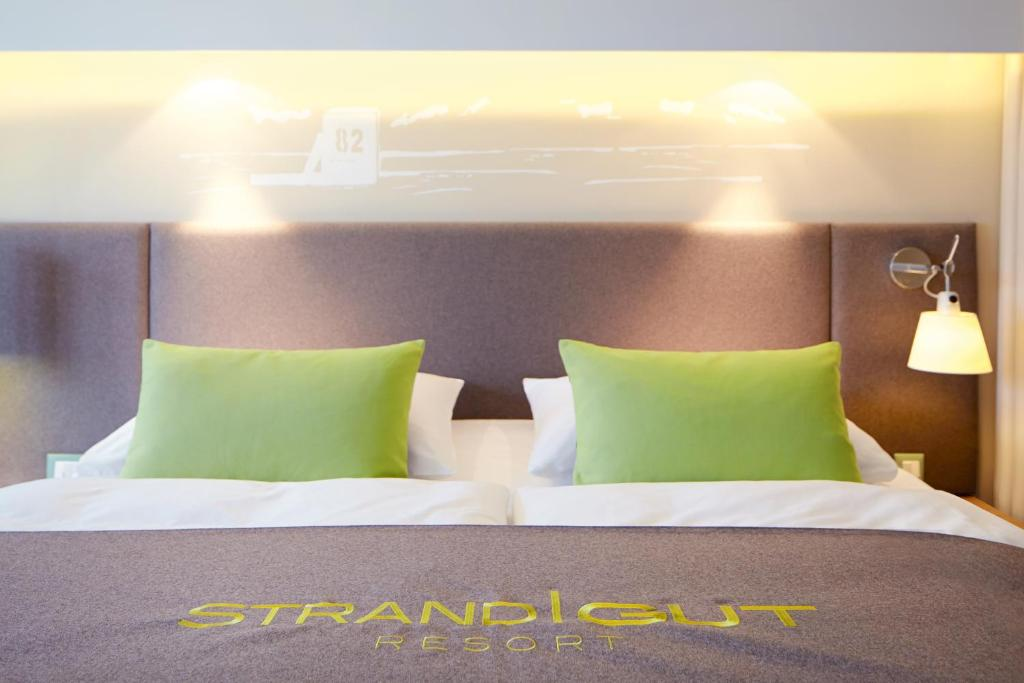 strandgut resort sankt peter ording reserve o seu hotel com viamichelin. Black Bedroom Furniture Sets. Home Design Ideas