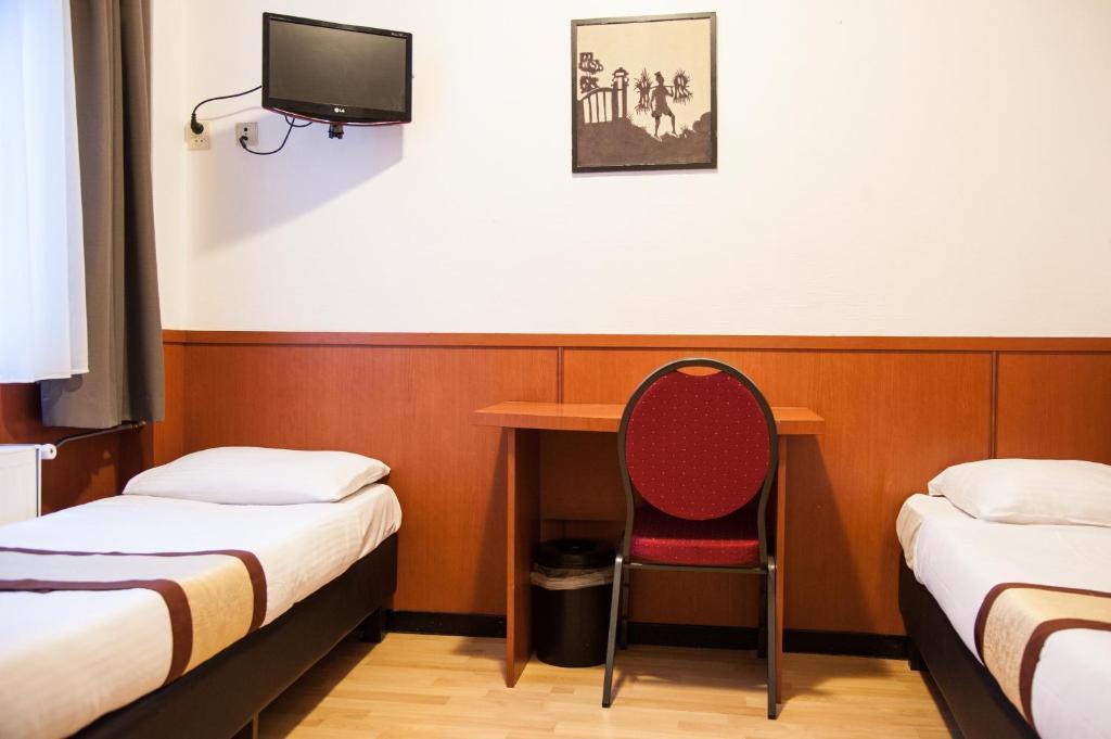 Continental centre hotel amsterdam prenotazione on for Continental centre hotel
