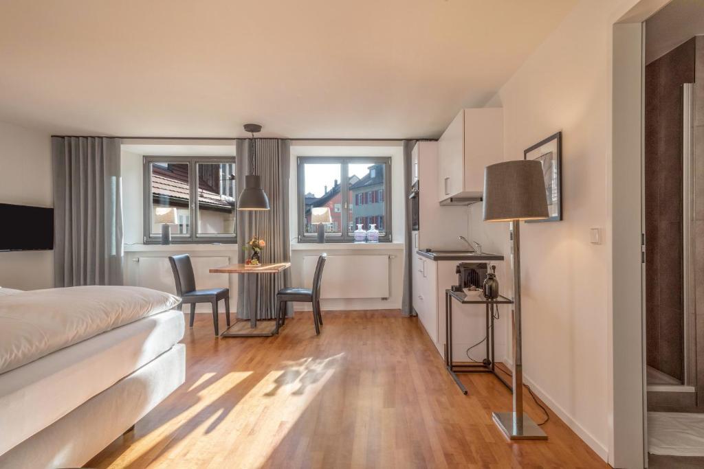 1 Zimmer-Appartement Nr 3