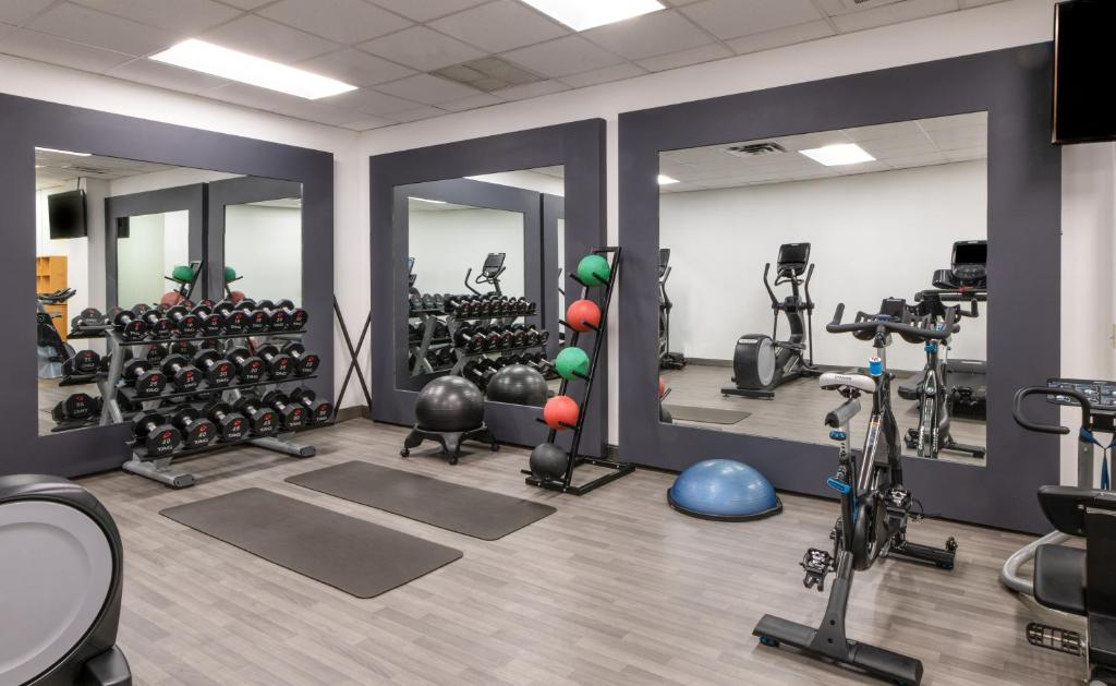 Holiday Inn Express Fitness