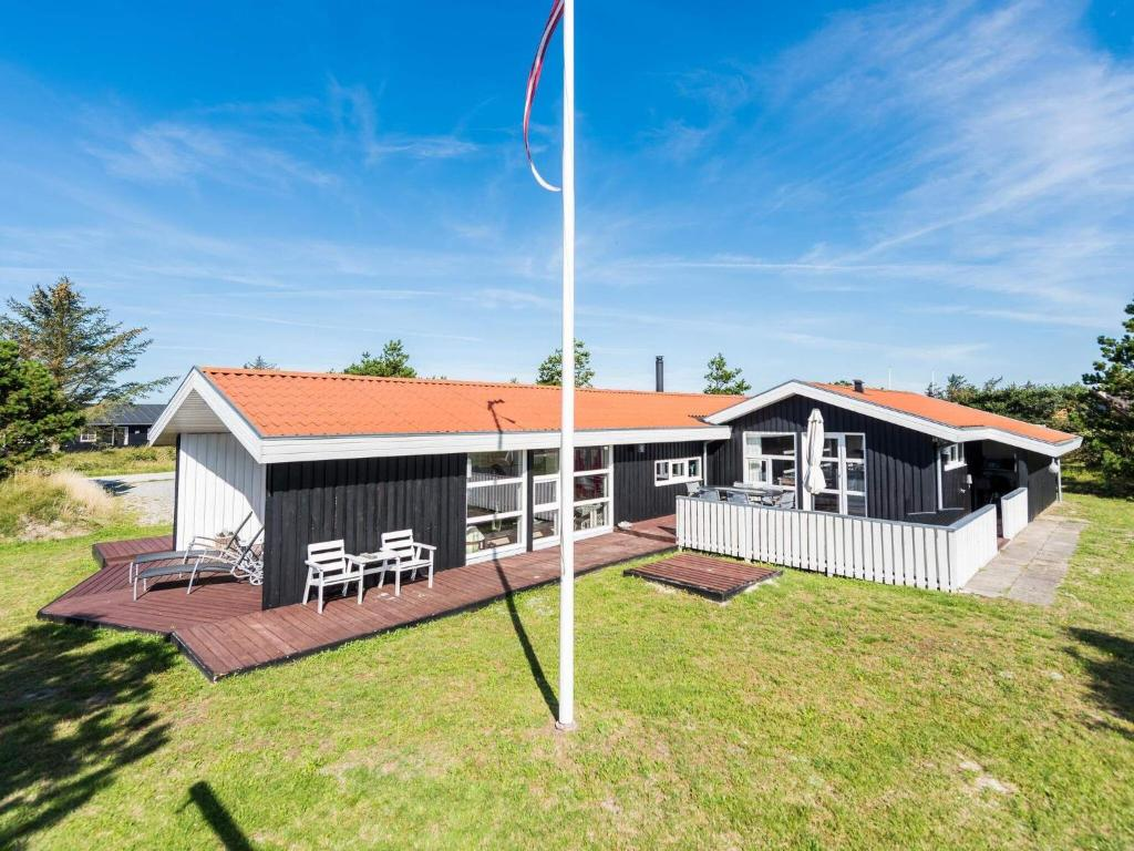 Holiday home Henne LV