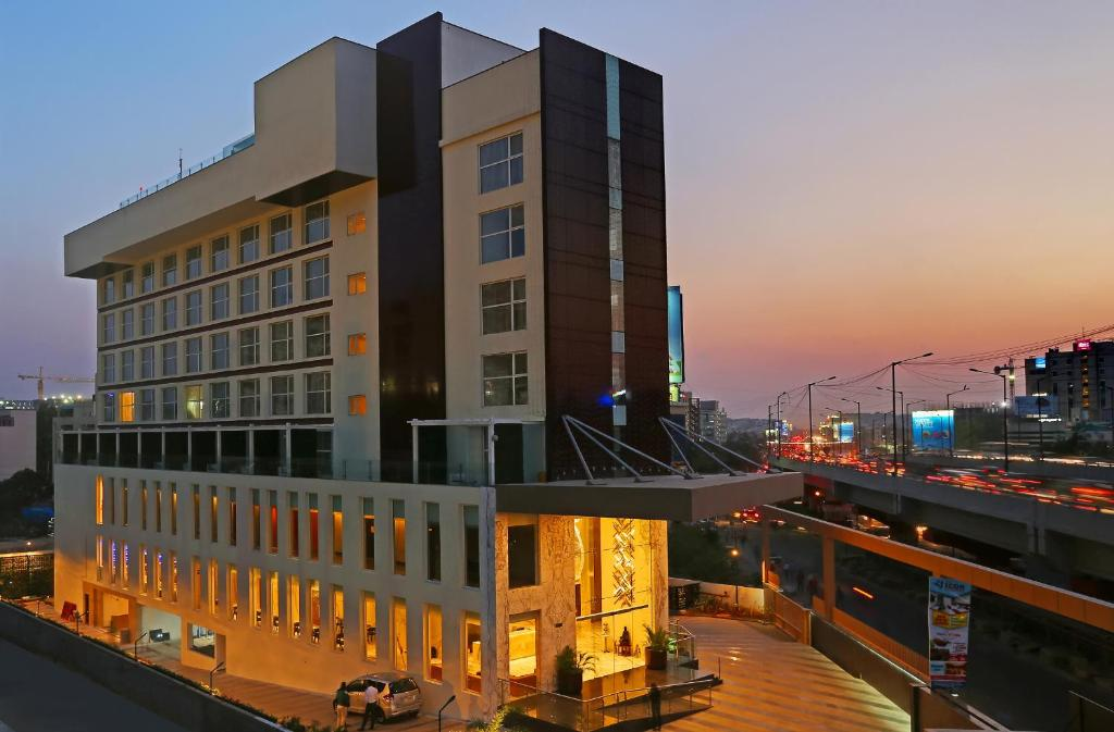 Bhagini Icon Premier Hotel