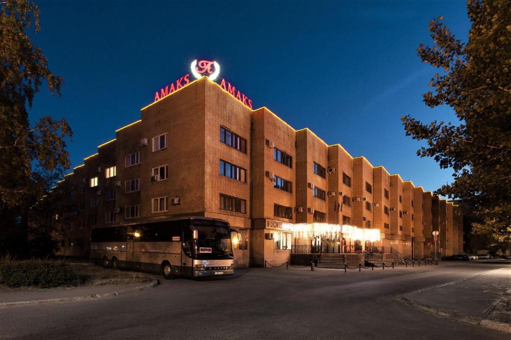 AMAKS Yubileinaya Hotel