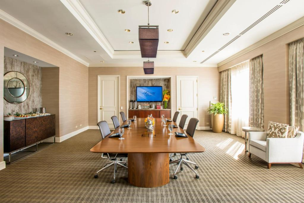 Fairmont Hotels for Business Travel