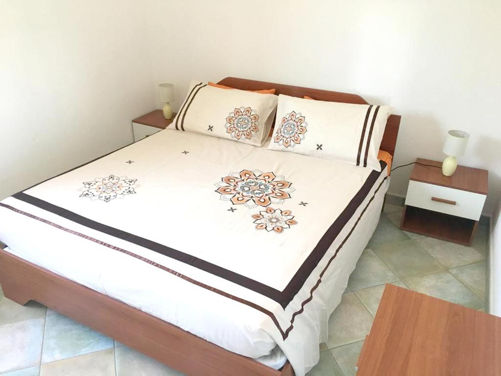 House with 2 bedrooms in Cardedu with wonderful sea view enclosed garden and WiFi 1 km from the beach bild8