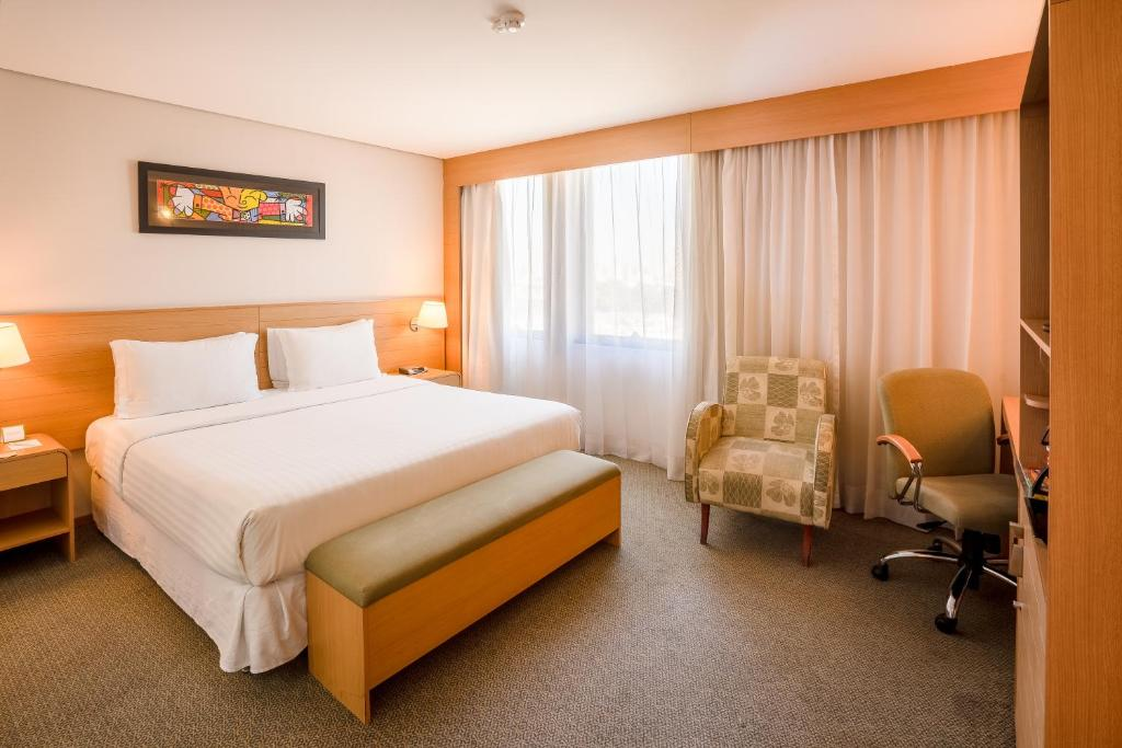 Holiday Inn Parque Anhembi, an IHG hotel