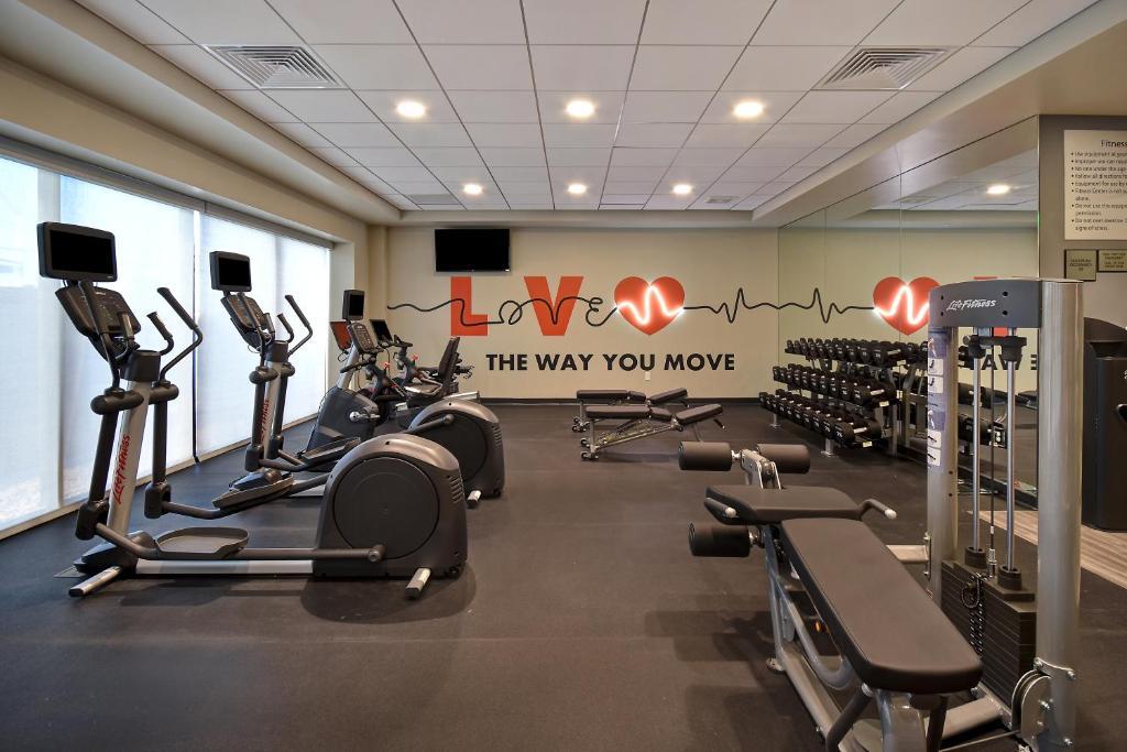 Hampton Inn Fitness