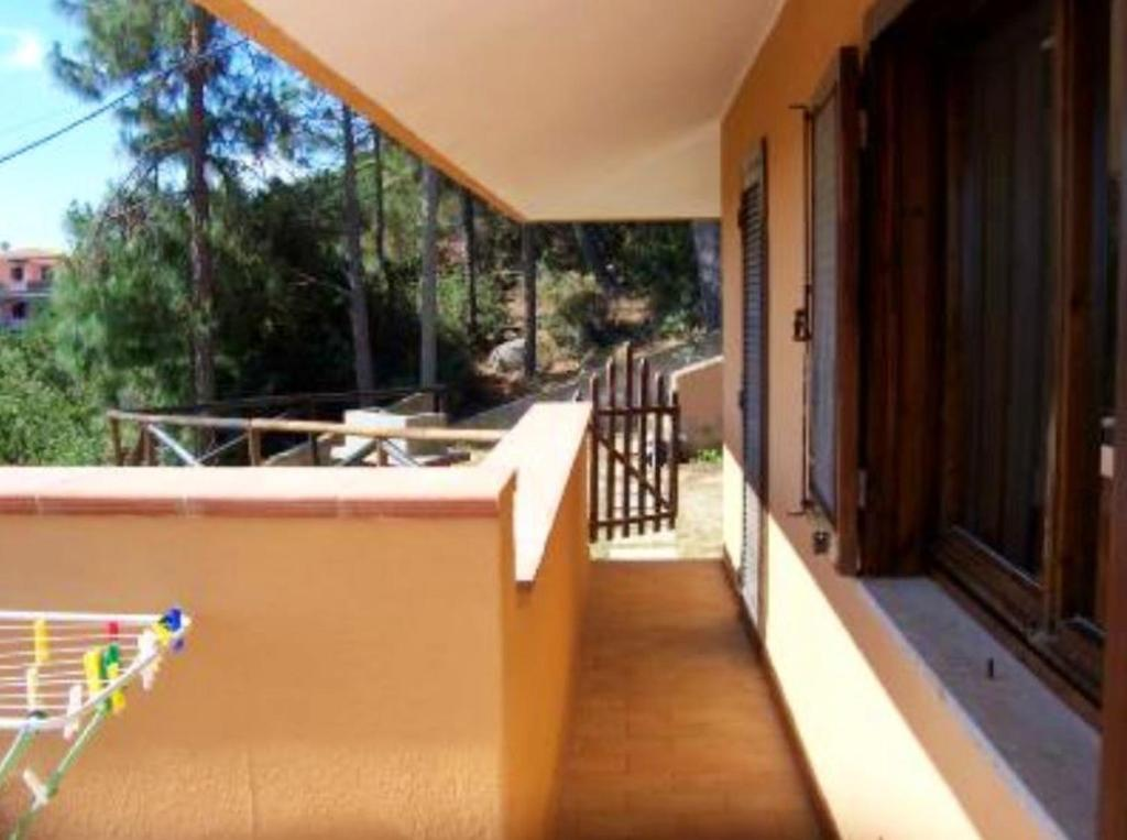 House with 2 bedrooms in Costa Rei with wonderful sea view and terrace 300 m from the beach image4