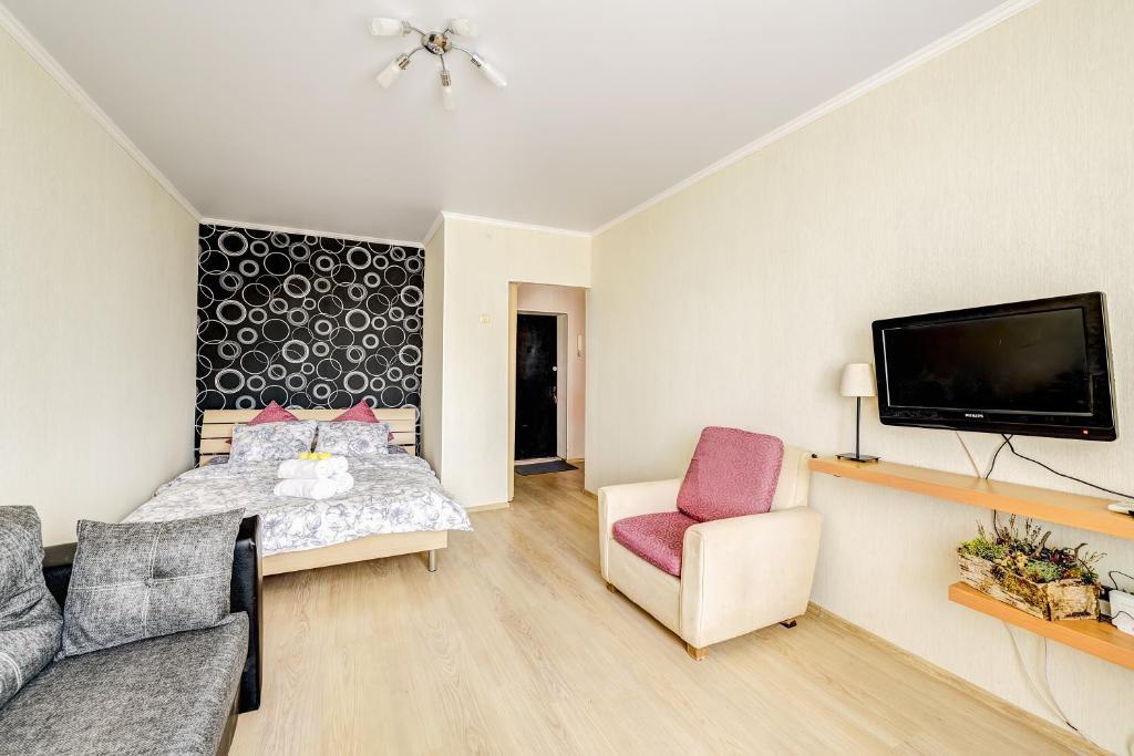 Apartment Verkhnyaya 3k2
