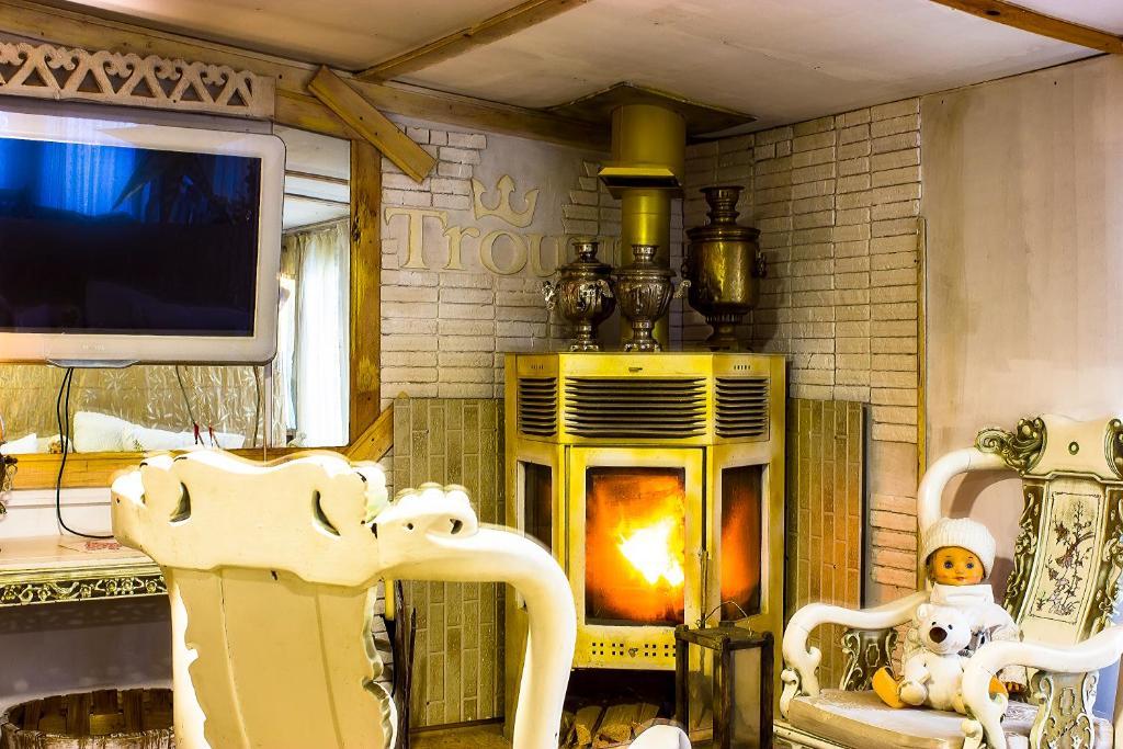 Guest House Etno-Residency Troiza